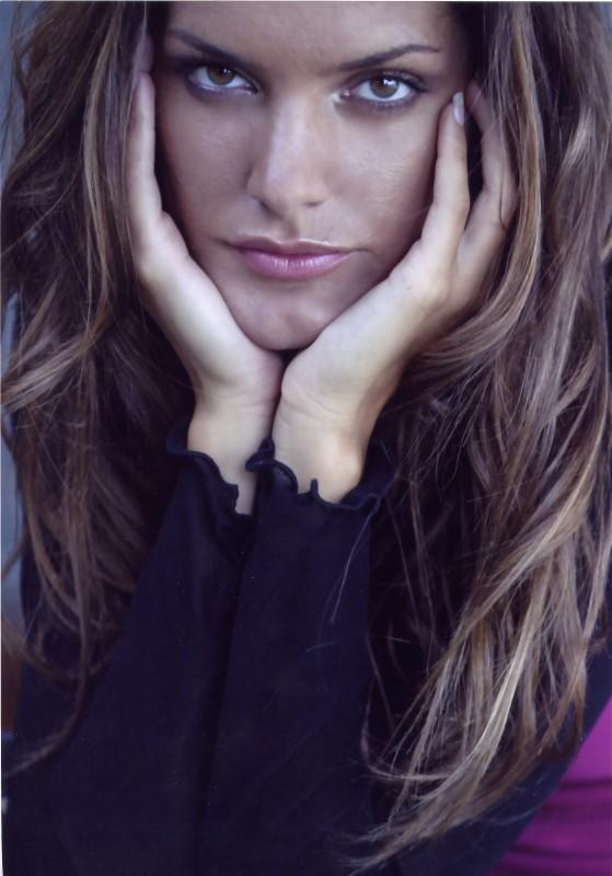 Anna Rigon in uno scatto promozionale.