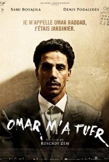 Omar Killed Me: la locandina del film