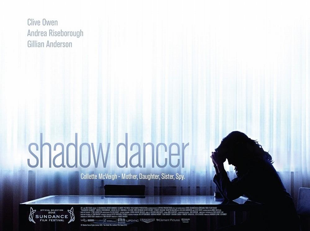 Shadow Dancer: un wallpaper del film