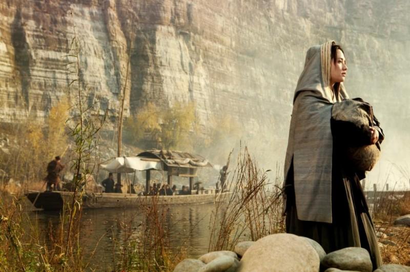 The Flying Swords of Dragon Gate: Mavis Fan in una scena del film