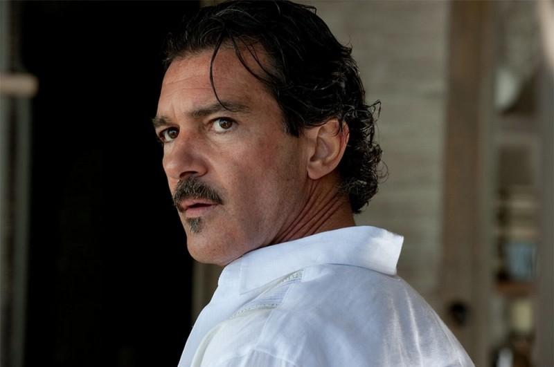 Antonio Banderas in una scena di Knockout - Resa dei conti