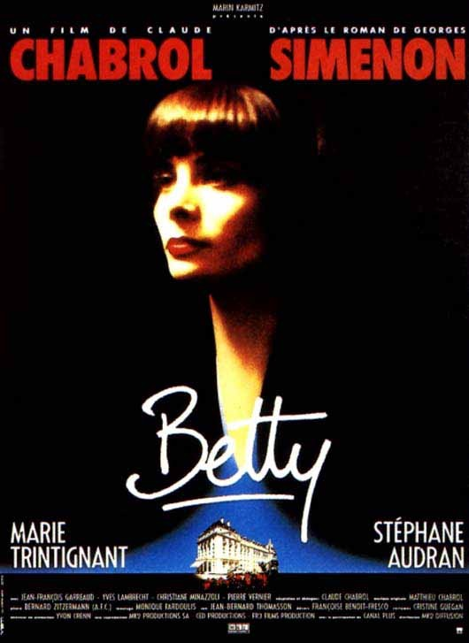 Betty: la locandina del film