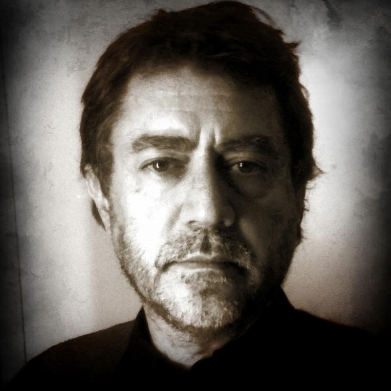 Dictado: il regista Antonio Chavarrías in una foto promozionale del film
