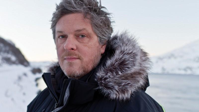 Gnade: il regista Matthias Glasner sul set del film