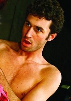 Il pornodivo americano James Deen in una immagine 'hot'