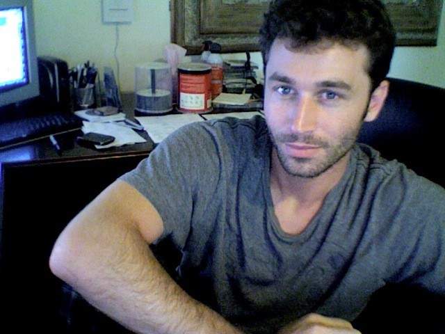 Il pornostar James Deen