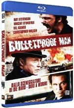La copertina di Bullettproof Man (blu-ray)
