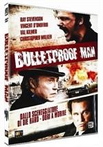 La copertina di Bullettproof Man (dvd)