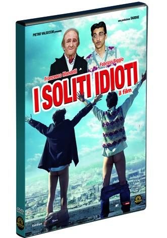La copertina di I soliti idioti (dvd)