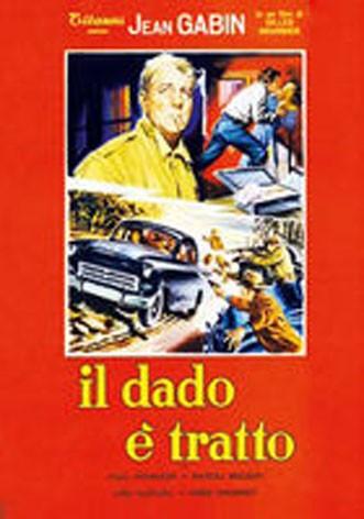La copertina di Il dado è tratto (dvd)