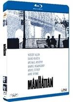 La copertina di Manhattan (dvd)