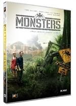 La copertina di Monsters (dvd)