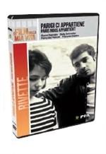 La copertina di Parigi ci appartiene (dvd)