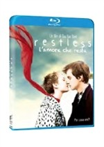 La copertina di Restless - L'amore che resta (blu-ray)