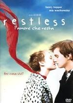 La copertina di Restless - L'amore che resta (dvd)