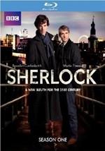 La copertina di Sherlock - Stagione 1 (blu-ray)