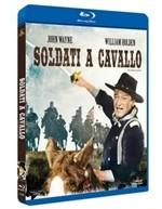 La copertina di Soldati a cavallo (blu-ray)