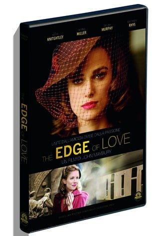 La copertina di The Edge of Love (dvd)