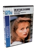 La copertina di Un affare di donne (dvd)
