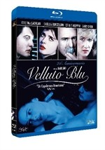 La copertina di Velluto Blu (blu-ray)