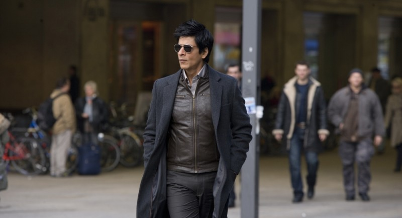 Shahrukh Khan in un'immagine del film Don - The King is Back