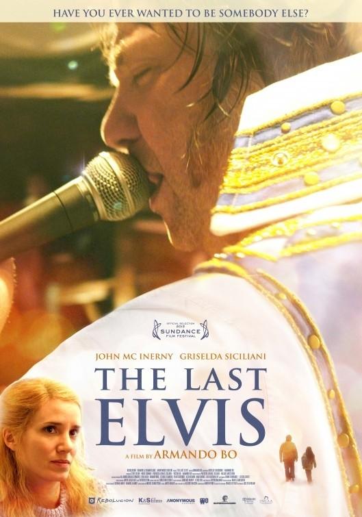 The Last Elvis: la locandina del film