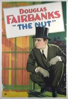 The Nut: la locandina del film