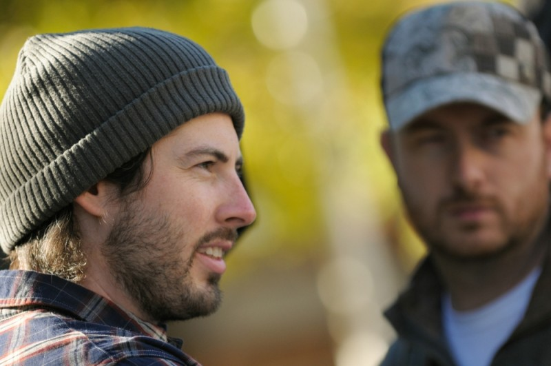 Young Adult: Jason Reitman sul set del film