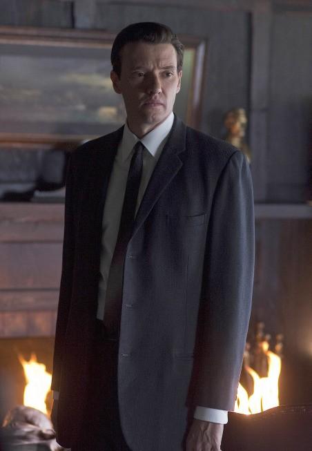 Alcatraz: Jason Butler Harner nell'episodio Kit Nelson
