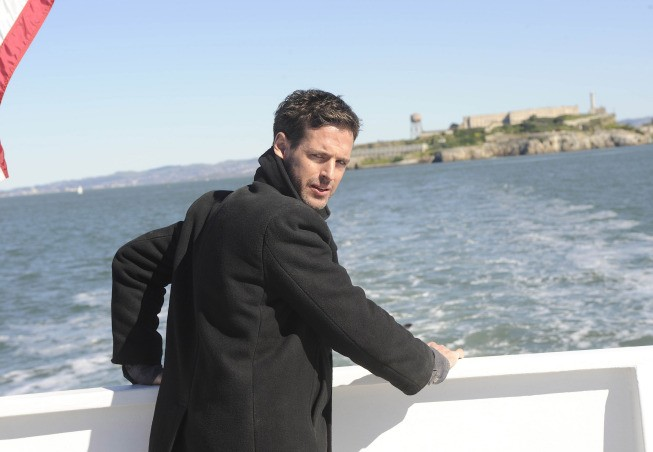 Alcatraz: Jeffrey Pierce nell'episodio Kit Nelson