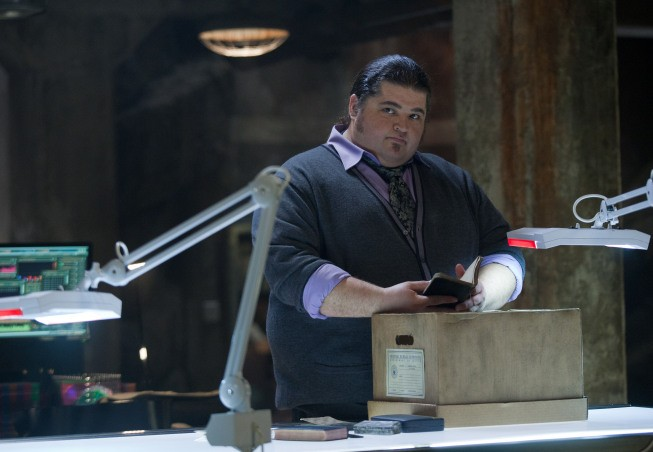 Alcatraz: Jorge Garcia nell'episodio Guy Hastings