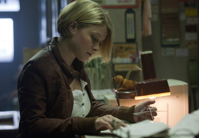 Alcatraz: Sarah Jones nell'episodio Kit Nelson