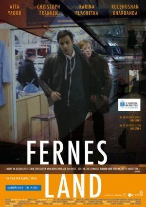 Fernes Land: la locandina del film