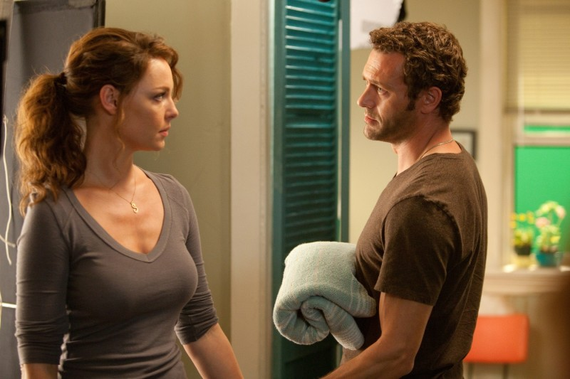 Katherine Heigl in One for the Money con Jason O'Mara