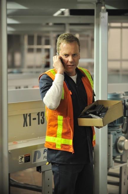 Kiefer Sutherland nel pilot di Touch