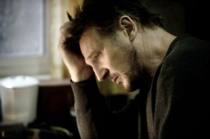 Liam Neeson in The Grey del 2012