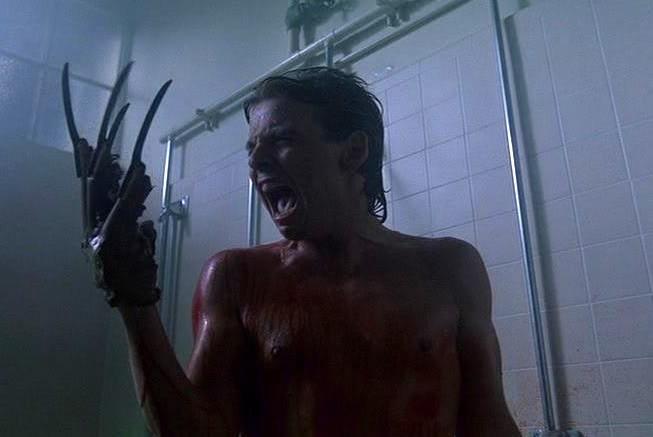 Nightmare 2: la rivincita - Mark Patton in una sequenza del film