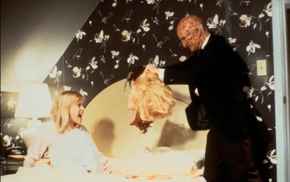Patricia Arquette e Robert Englund in Nightmare 3 - i guerrieri del sogno