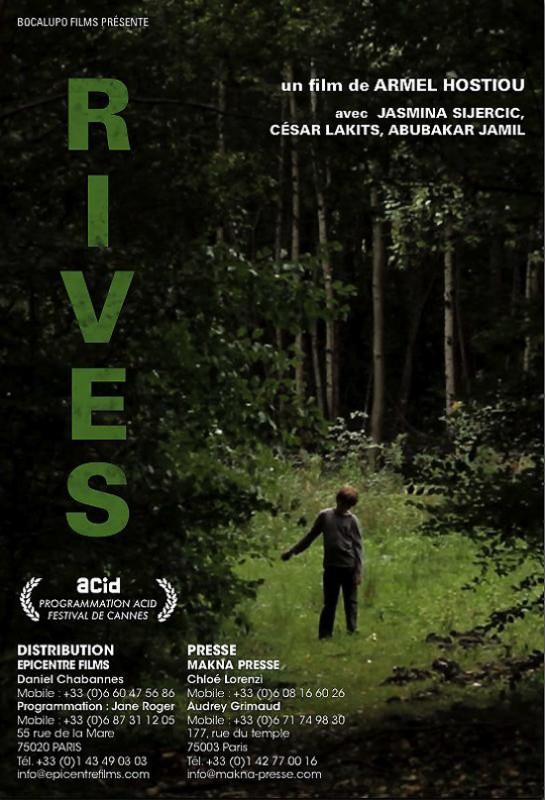 Rives: la locandina del film