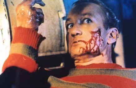 Robert Englund 'al naturale' in Nightmare 6