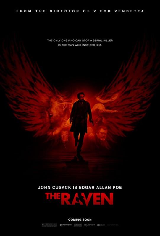 The Raven: una nuova misteriosa locandina