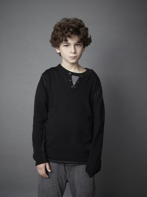 Touch: David Mazouz in una foto promozionale della serie