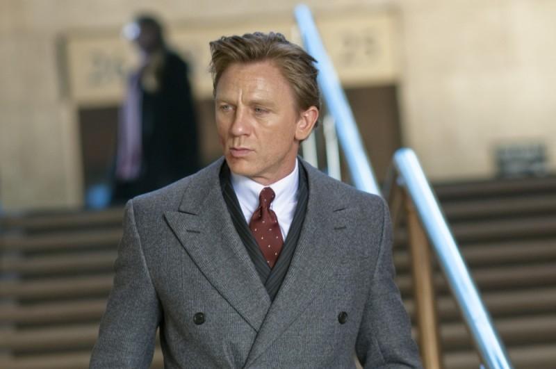 Daniel Craig in una scena del thriller Dream House