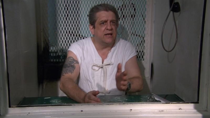Death Row: il condannato a morte Hank Skinner in una scena del documentario