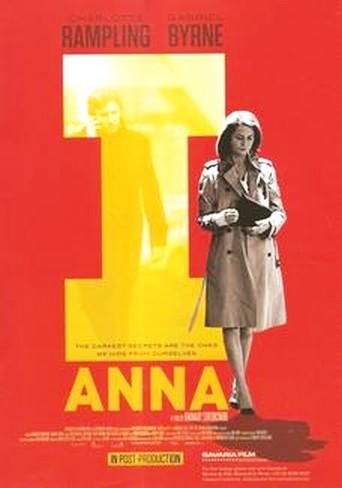 I, Anna: il teaser poster del film