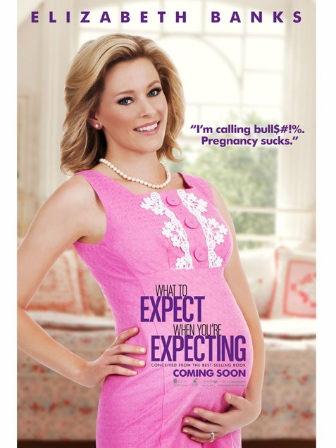 What to Expect When You're Expecting: Character Poster per Elizabeth Banks