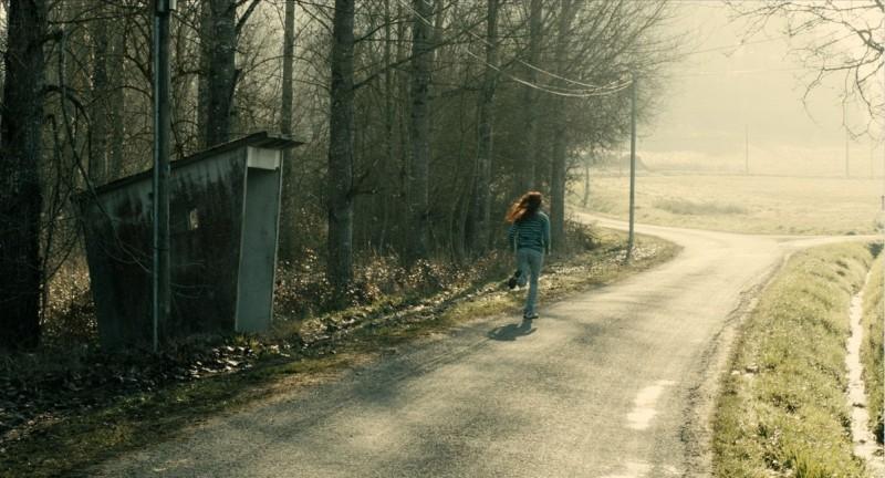 À moi seule: Agathe Bonitzer corre disperatamente in una scena del film