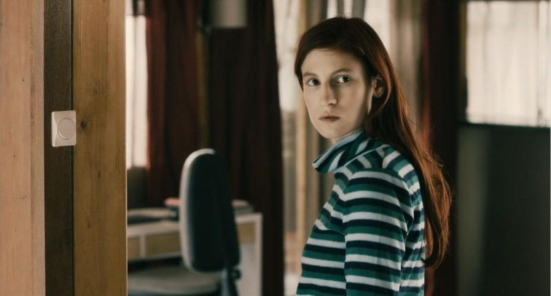 Agathe Bonitzer in una scena di À moi seule