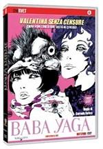 La copertina di Baba Yaga (dvd)
