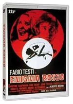 La copertina di Enigma rosso (dvd)